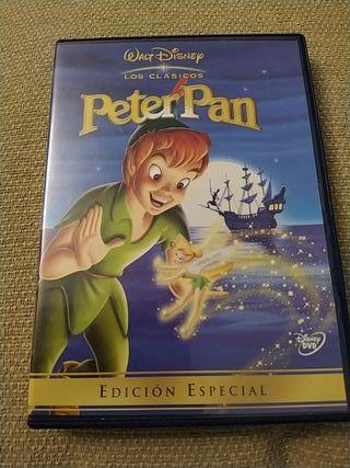 DVD - Peter Pan (edición especial)