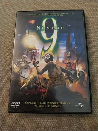 DVD - Número 9