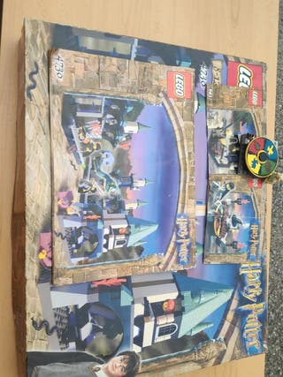 Lego harry potter 4730, 4701, 4731