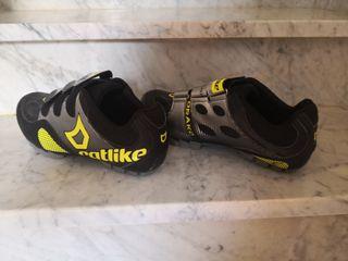 zapatillas para calas para btt o spinning