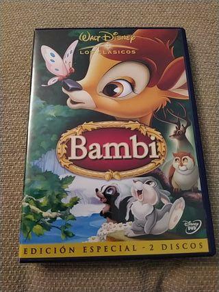 DVD - Bambi (edición dos discos)