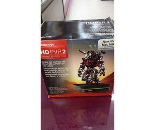 ccapturadora de video hd pvr2 para ps3 y xbox360