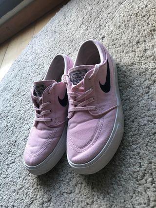 Nike janoski rosas