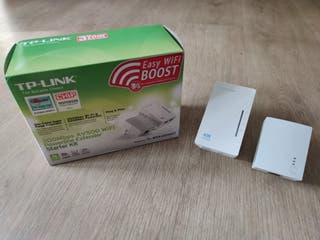 TP-Link WiFi TL-WPA4220 KIT repetidor WiFi