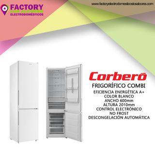FRIGORIFICO CORBERO NO FROST 200 X 60CM A+