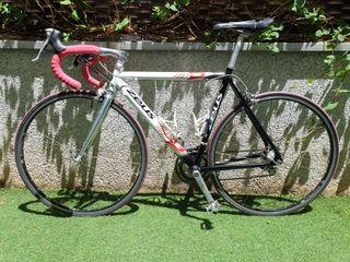 Bicicleta de carretera Zeus Aluminium 7005