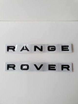 Pegatinas Range Rover