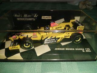 Formula 1 Minichamps