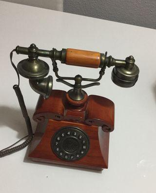 TELÉFONO DE ESTILO ANTIGUO