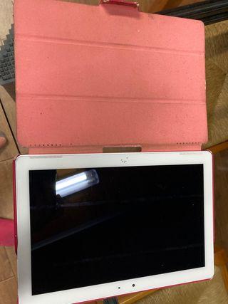 Tablet BQ - como nueva + funda con teclado