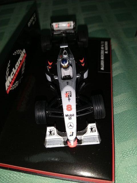 McLaren Formula 1 Minichamps