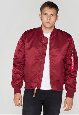 Bomber MA-1 VF59 Alpha Industries
