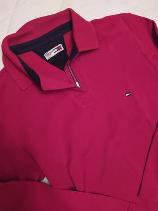 camiseta polo mujer de Tommy Hilfiger
