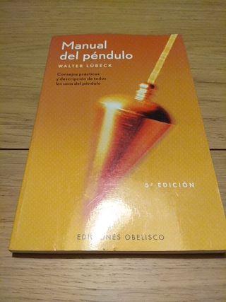 Manual del péndulo
