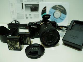 Cámara de fotos Panasonic Lumix GF3