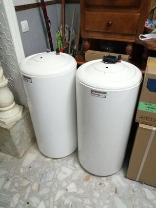 termo acumulador eléctricos agua caliente