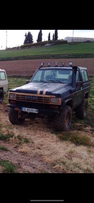 Nissan Patrol sd33turbo homologado!!