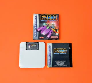 F-Zero: Maximum Velocity / Game Boy Advance