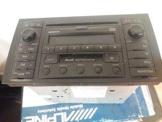 Symphony 2; Radio Estéreo AM FM Audi A3