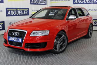 Audi RS6 Plus Exclusive 189/500 Unidad Limitada