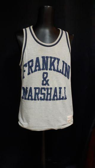 Franklin Marshall camiseta tirantes L