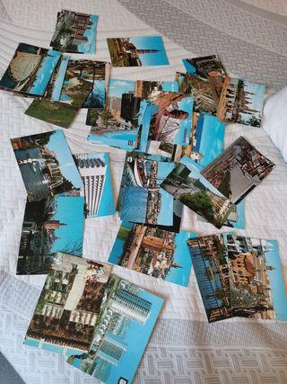 postales antiguos