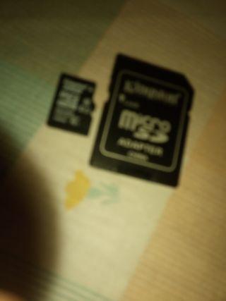 TARJETA DE 32GB