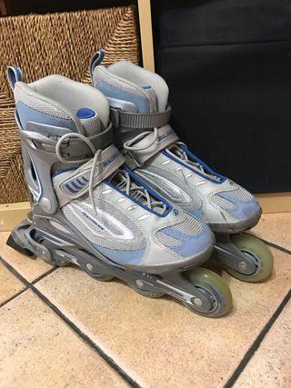 Patines rollerblade 38