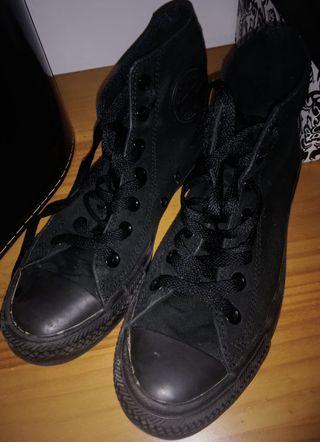 Zapatillas Converse negras