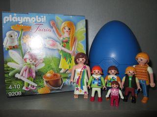 Playmobil. Lote 063. Huevos.