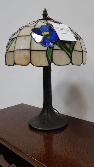 Lampara mesa Tiffany
