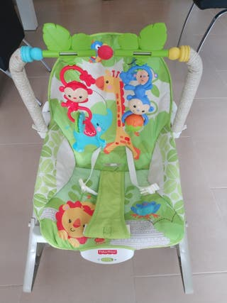 hamaca monitos Fisher price
