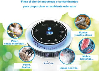 PURIFICADOR DE AIRE, IONIZADOR / Fresh Air 50
