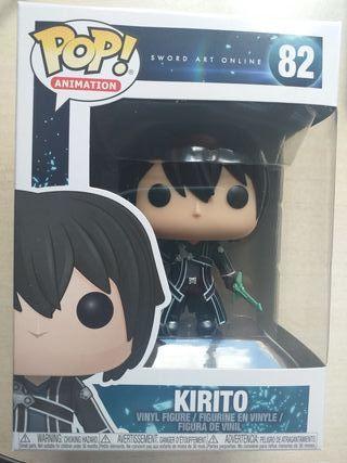 Funko pop Kirito