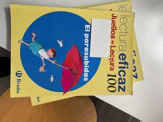 Lectura eficaz 100 el parasubidas