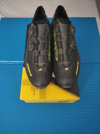 ZAPATILLAS BTT GAERNE  G. CARBON KOBRA+ BLACK