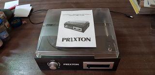 GRABADOR PRIXTON vinilos y cassetes por USB