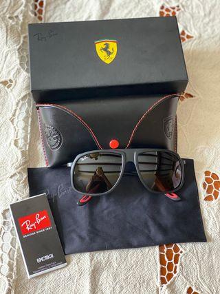 Gafas Ray Ban Ferrari edición limitada