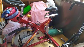 bicicleta estática Bh sprint bike two pro