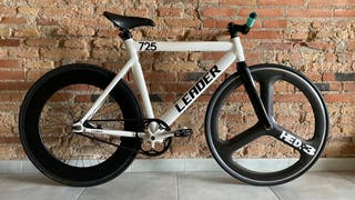 Bicicleta Leader 725 HED 3 Notorious 90