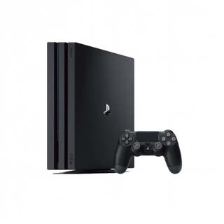Playstation 4 Pro con 5 juegos y 3 mandos