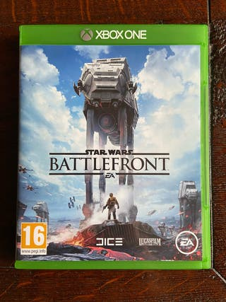 XBOX ONE BATTLEFRONT
