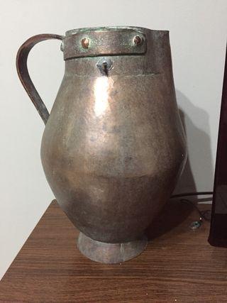 Mesura de vino antigua