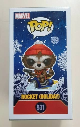 Rocket. Funko Pop.