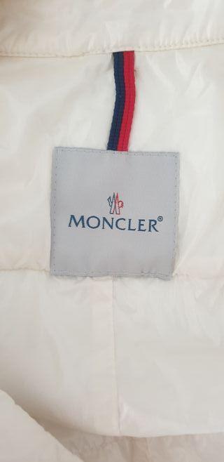 Caqueta ligera Moncler auténtica talla XS=0