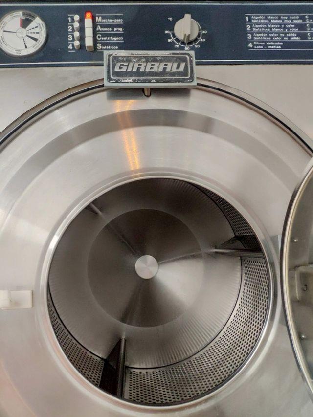 Lavadora industrial GIRBAU 20 kg