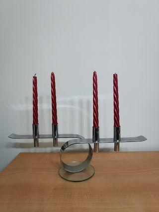 candelabro moderno