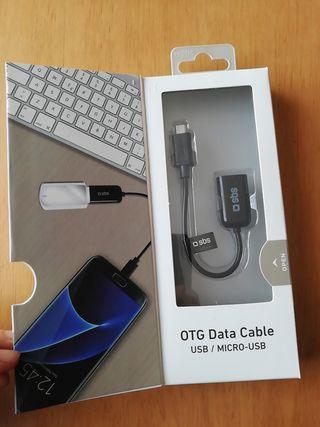 adaptador micro USB
