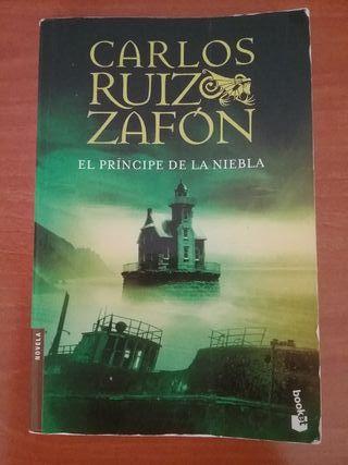 Novela El Príncipe de la Niebla