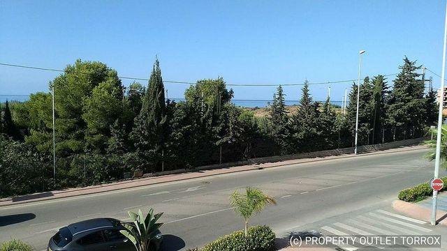 Apartamento en alquiler en Urbanización Santa Rosa en Torrox (El Morche, Málaga)